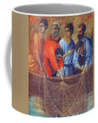 Appearance Of Christ To The Apostles Fragment 1311  Coffee Mug