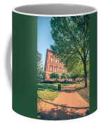 Architecture And Buildings On Streets Of Washington Dc Coffee Mug