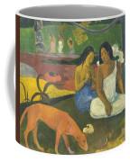Arearea  Coffee Mug by Paul Gauguin