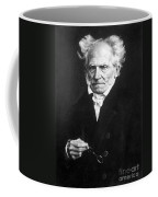 Arthur Schopenhauer Coffee Mug
