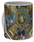 Artistic Ceilings Within The Vatican Museums In The Vatican City Coffee Mug