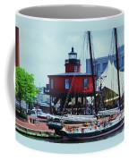 4 Baltimore Icons In One Shot Coffee Mug