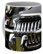 Black Corvette Coffee Mug