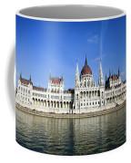 Budapest, Parliament Building  Coffee Mug