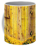 California Golden Poppies Eschscholzia Coffee Mug