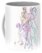 Captured Movements Coffee Mug