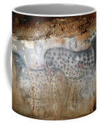 Cave Art: Horse Coffee Mug