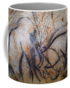 Cave Art: Mammoth Coffee Mug