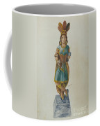 Cigar Store Indian Coffee Mug