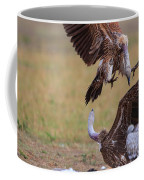 Coming Down Coffee Mug