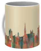 Cork Ireland Skyline Coffee Mug
