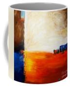 4 Corners Landscape Coffee Mug