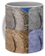4 Crack Rocks New Mexico Coffee Mug