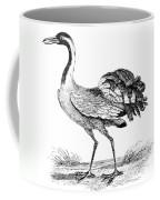Crane Coffee Mug