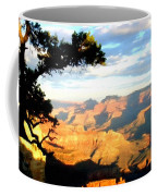 D C Landscape Coffee Mug