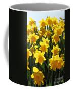 Daffodils In The Sunshine Coffee Mug
