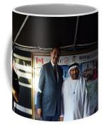 Dubai Travelers Festival Coffee Mug