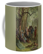Eleanor Of Aquitaine Coffee Mug