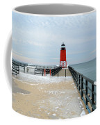 End Of The Pier Coffee Mug