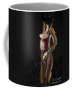 Fat Nude Woman  Coffee Mug