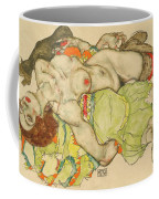Female Lovers Coffee Mug