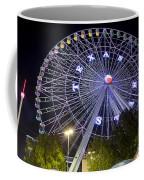 Ferris Wheel At The Texas State Fair In Dallas Tx Coffee Mug