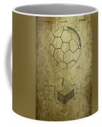 Football Patent Coffee Mug