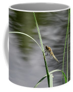 Four-spotted Chaser Coffee Mug