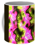 Fractal Modern Art Seamless Generated Texture Coffee Mug