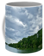 Green's Hill And The Bass River Coffee Mug