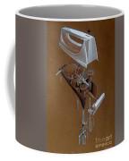 Hand Mixer Coffee Mug