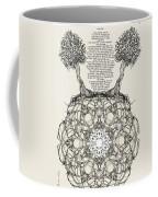 Hebrew Prayer- Toda- Thanks To The Lord Coffee Mug