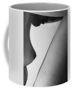 Human Form Abstract Body Part  Coffee Mug by Anonymous