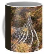 4. Ice Prismatics In Grass 1, Loch Tulla,  Coffee Mug