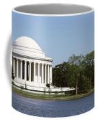 Jefferson Memorial, Washington Dc Coffee Mug