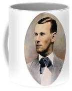 Jesse James, 1847-1882 Coffee Mug