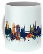 Ljubljana Solvenia Skyline Coffee Mug