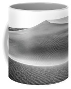 Magnificent Sandy Waves On Dunes At Sunny Day Coffee Mug