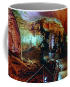 Marble Cave Crimea Coffee Mug