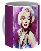 Marilyn Monroe, Actress And Model Coffee Mug