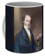 Martin Van Buren (1782-1862) Coffee Mug by Granger