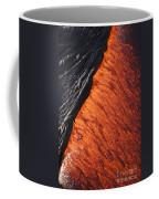 Molten Pahoehoe Lava Coffee Mug