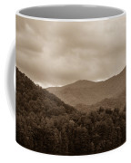 Nature Landscapes Around Lake Santeetlah North Carolina Coffee Mug