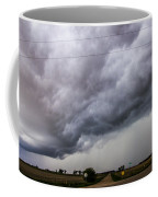 Non Severe Nebraska Thunderstorms Coffee Mug