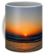 Ocean Sunrise Sunset Coffee Mug