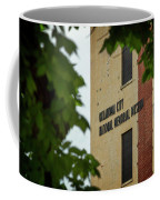Okc Memorial Xv Coffee Mug