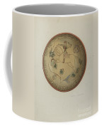 Pa. German Plate Coffee Mug