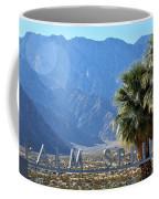 Palm Springs Welcome Coffee Mug