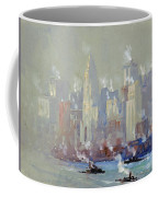 Pennell, New York City.  Coffee Mug