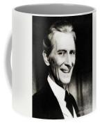 Peter Cushing, Vintage Actor Coffee Mug